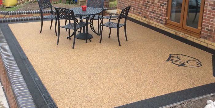 Why Choose Resin for Your Patio?