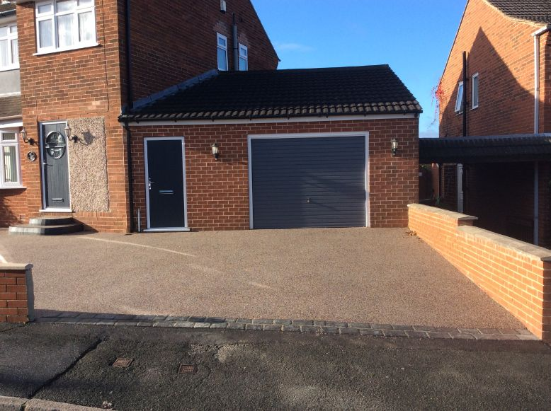 Resin Driveways Barnsley