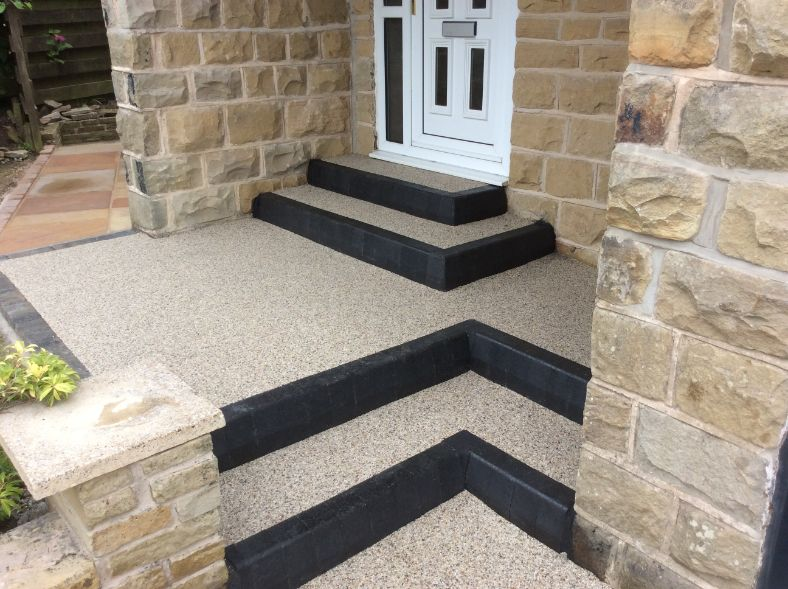 Resin Driveways Chesterfield