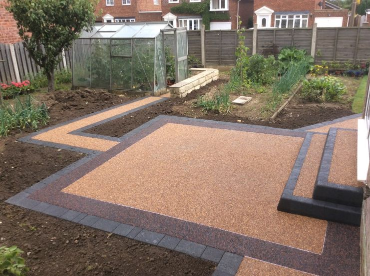 Resin Driveways Dewsbury