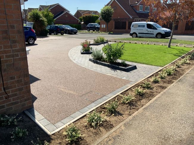 Resin Bond Driveways – Benefits