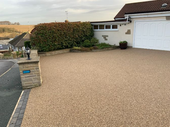 How Resin Bound Surfaces Reduce the Overall Cost Of A New Driveway