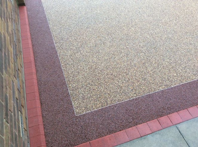 resin driveways in hull