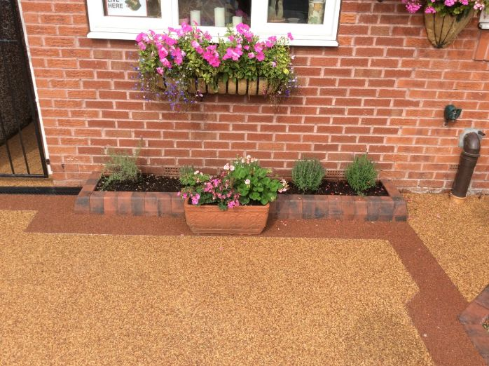 resin driveways company normanton