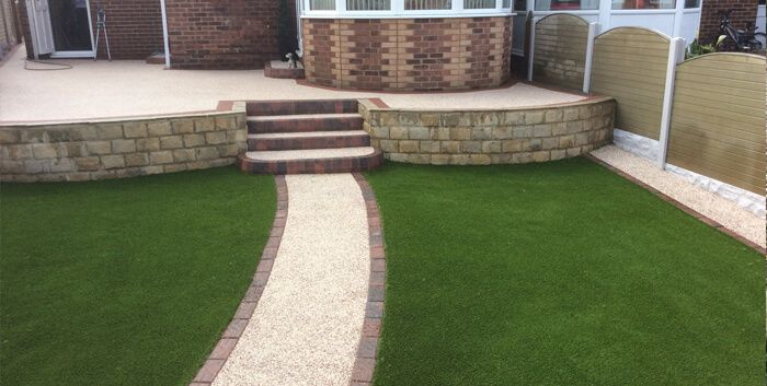 After resin pathway and steps Leeds